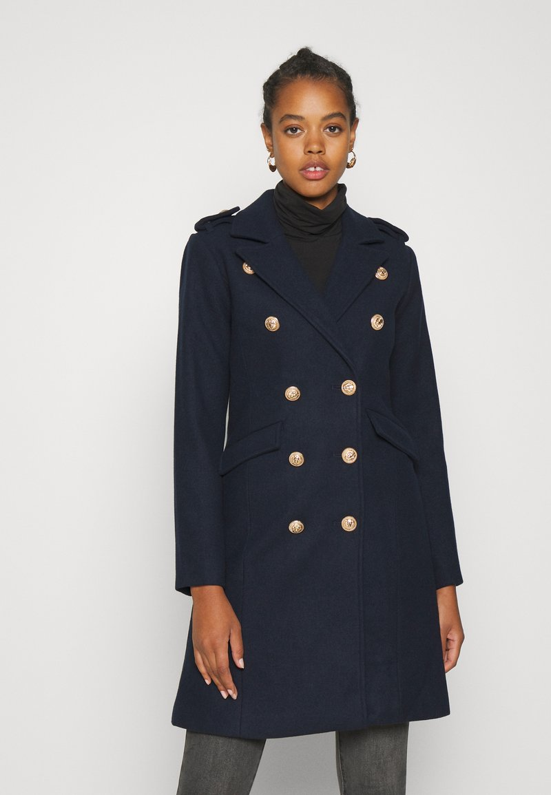 YAS - YASGOLDIAN COAT - Zimní kabát - sky captain