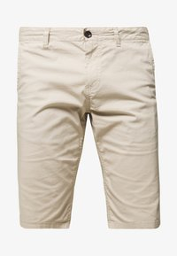 TOM TAILOR - Shorts - cashew beige