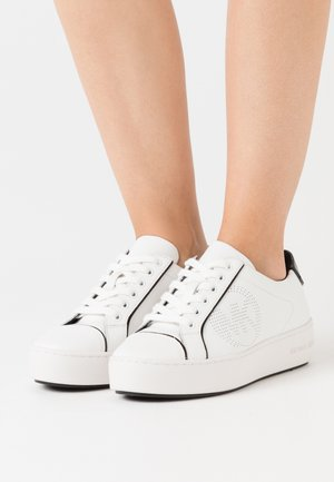 KIRBY LACE UP - Sneakers - white