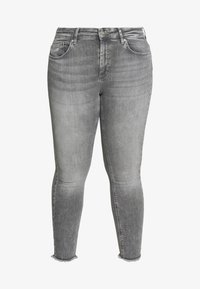 CARWILLY - Skinny džíny - grey denim