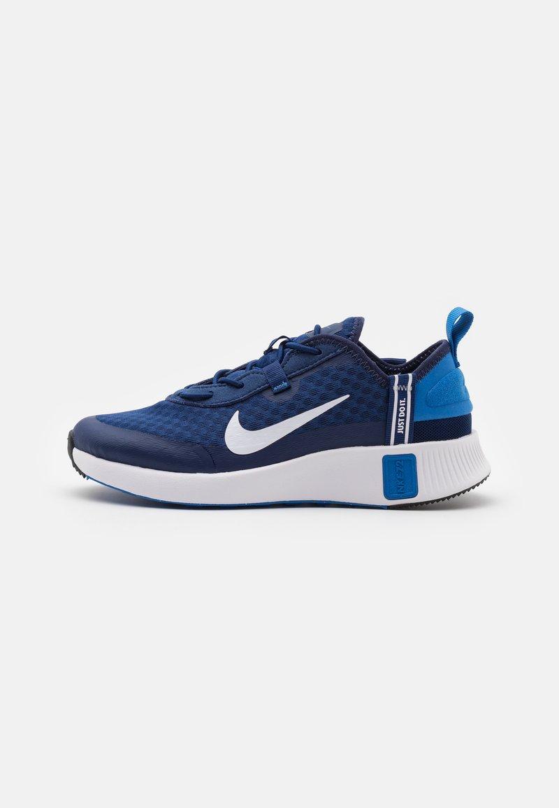 Nike Sportswear - Sneakers basse - blue void/white/signal blue/black
