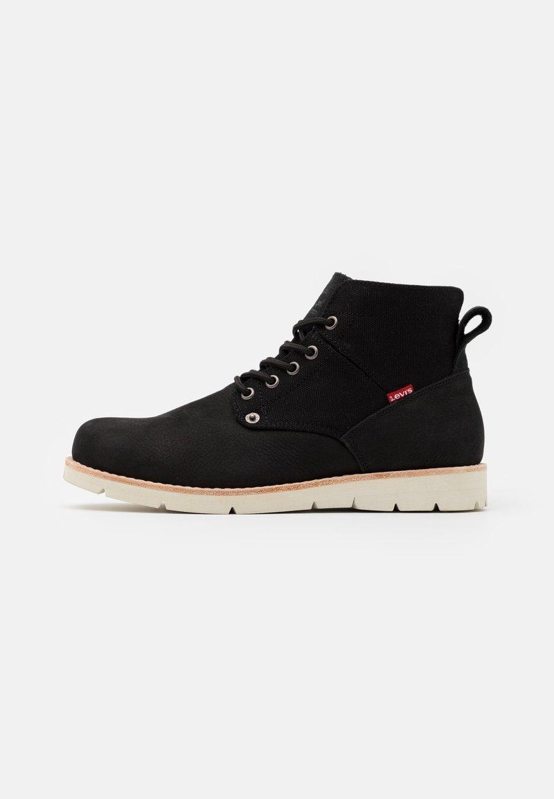 Levi's® - JAX - Šněrovací kotníkové boty - regular black