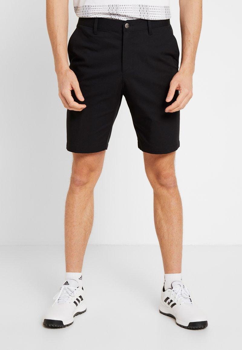 adidas Golf - Korte sportsbukser - black