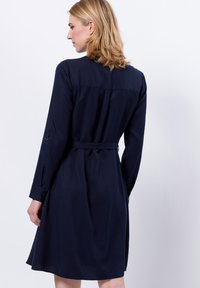 zero - Shirt dress - dark blue - 2