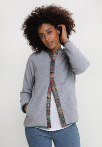 Burton - SNAP - Giacca in pile - gray heather - 0