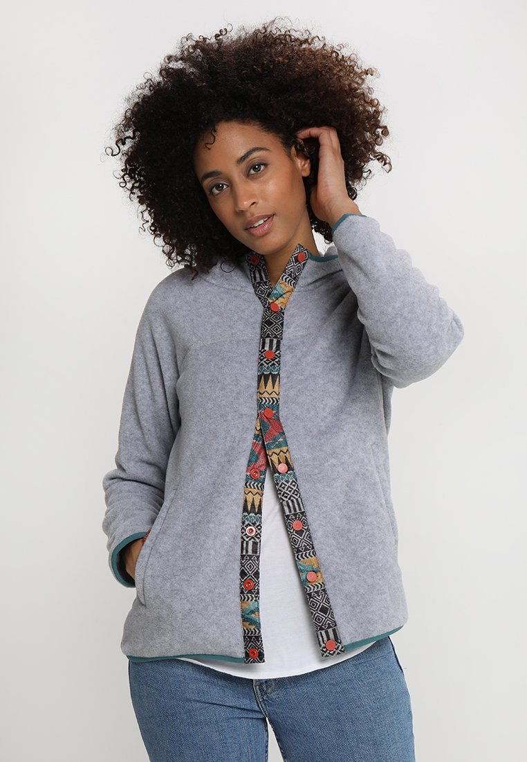 Burton - SNAP - Giacca in pile - gray heather