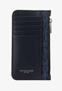 Michael Kors - LONG ZIP WALLET - Lompakko -  blue - 1
