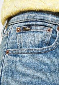 Polo Ralph Lauren - VIONA - Skinny džíny - light indigo - 5