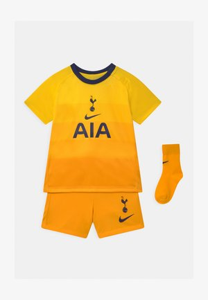 TOTTENHAM HOTSPURS SET UNISEX - Sports shorts - tour yellow/binary blue