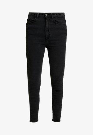 VMSANDRA - Jeans Skinny Fit - black washed