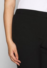 CAPSULE by Simply Be - ESSENTIAL STRAIGHT LEG - Trousers - black - 5