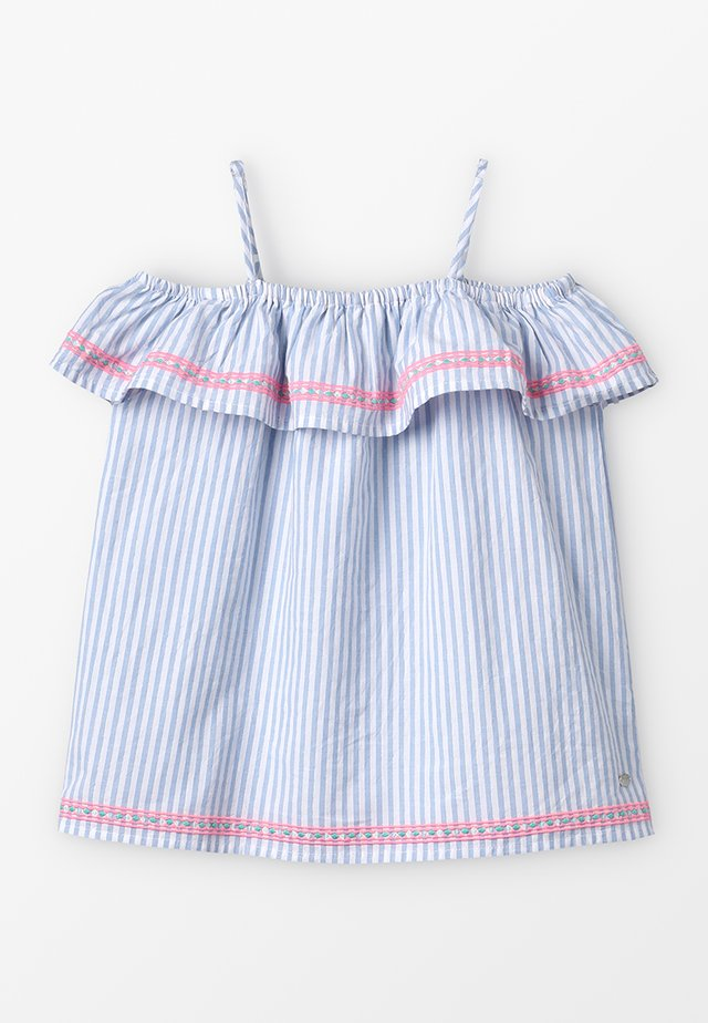 BIARRITZ - Bluse - branco