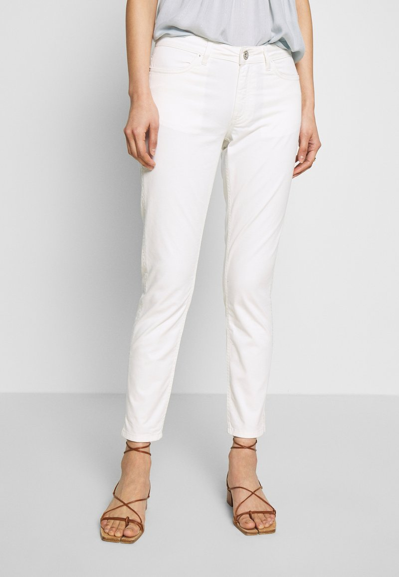 More & More - Slim fit jeans - off white