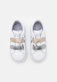 Converse - STAR PLAYER - Sneakers laag - white/gravel/metallic - 3
