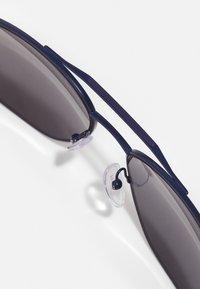 Prada Linea Rossa - Sunglasses - matte navy - 2
