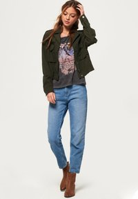 Superdry - Light jacket - green - 1