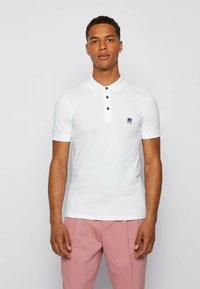 BOSS - PETROC - Polo shirt - white - 0