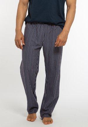 Pyjama bottoms - blau-gestreift