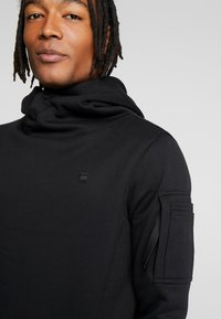 G-Star - NEW AERO - Hoodie - dark black - 4