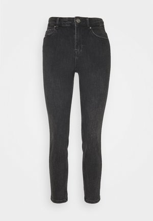 PCLILI - Jeans Slim Fit - black denim