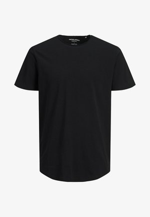 JJEBASHER TEE  - T-shirt - bas - black