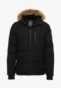Brave Soul - TRAIL - Winter jacket - black - 5