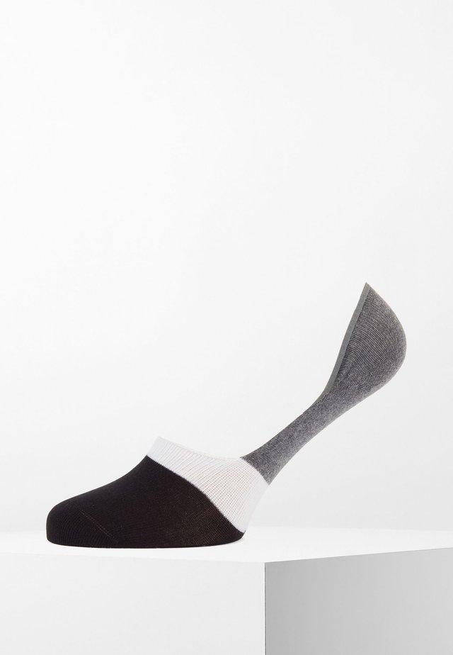 SL BLOCKCOLOR CC - Socks - black