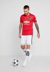 adidas Performance - MANCHESTER UNITED - Club wear - real red - 1