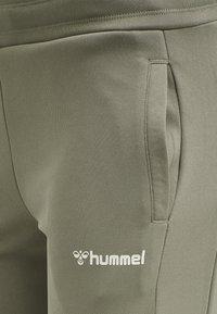 Hummel - Leggings - vetiver - 6