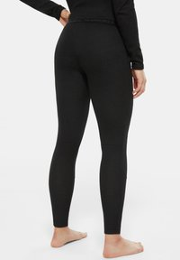 The North Face - W EASY TIGHTS - Leggings - tnf black - 1