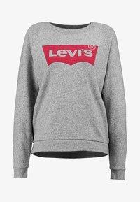 Levi's® - RELAXED GRAPHIC CREW - Sweatshirt - smokestack heather - 6
