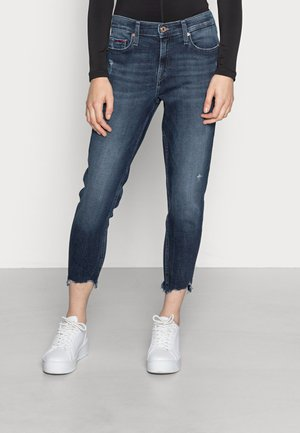 NORA  - Jeans Skinny Fit - denim dark
