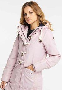 DreiMaster - Winter coat - light pink - 0