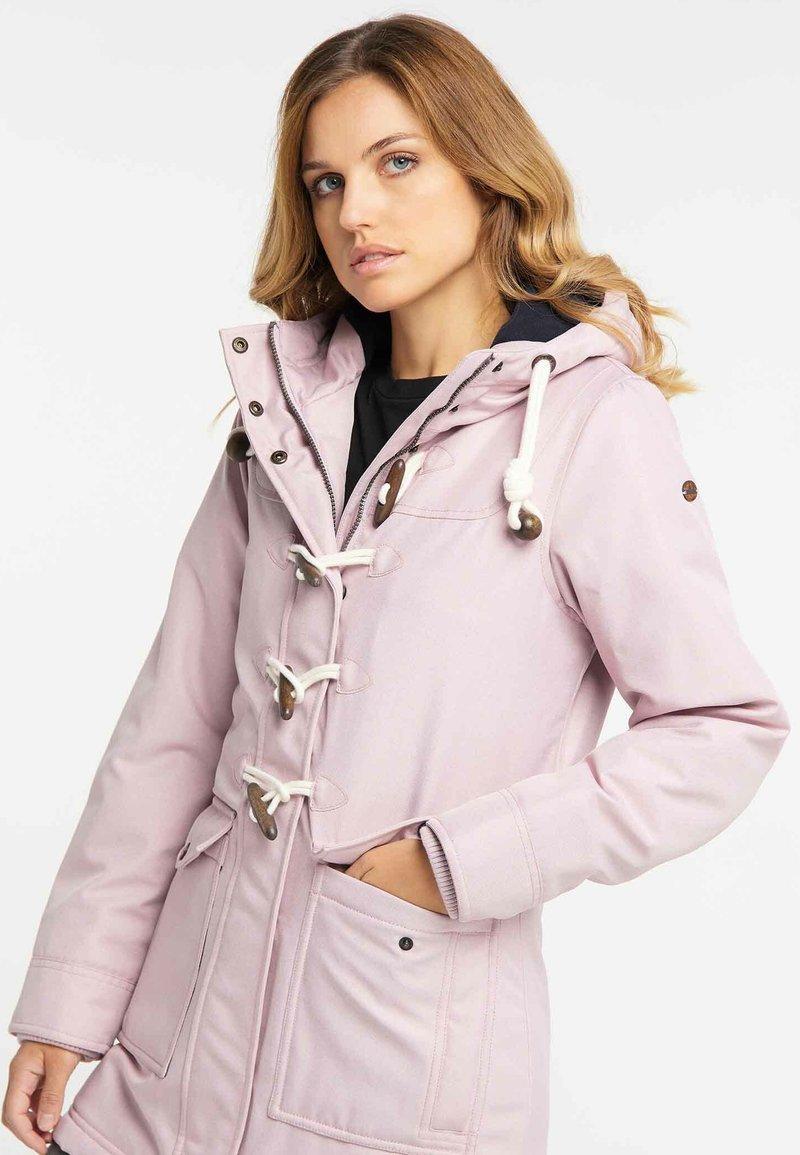 DreiMaster - Winter coat - light pink