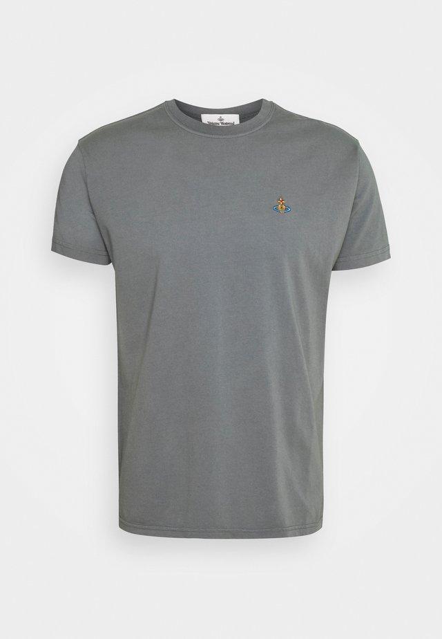 CLASSIC UNISEX - Jednoduché triko - grey