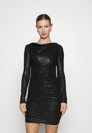 KIMBERLY DRESS - Cocktailkjoler / festkjoler - black