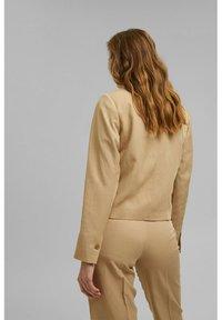 Esprit Collection - Blazer - beige - 2