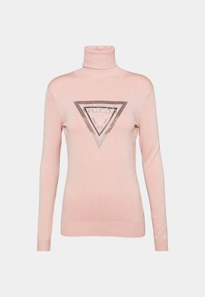 ADELLE - Strikkegenser - pretty pink