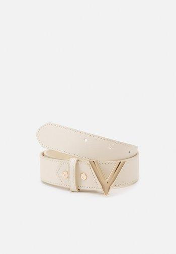 FOREVER - Belt - ecru