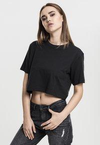 Urban Classics - Basic T-shirt - black - 0