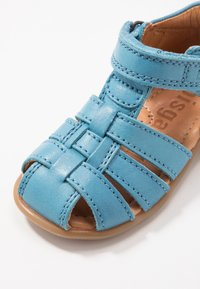 Bisgaard - CARLY - Baby shoes - jeans - 2