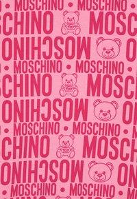 MOSCHINO - UNISEX - Mikina - fuxia - 2