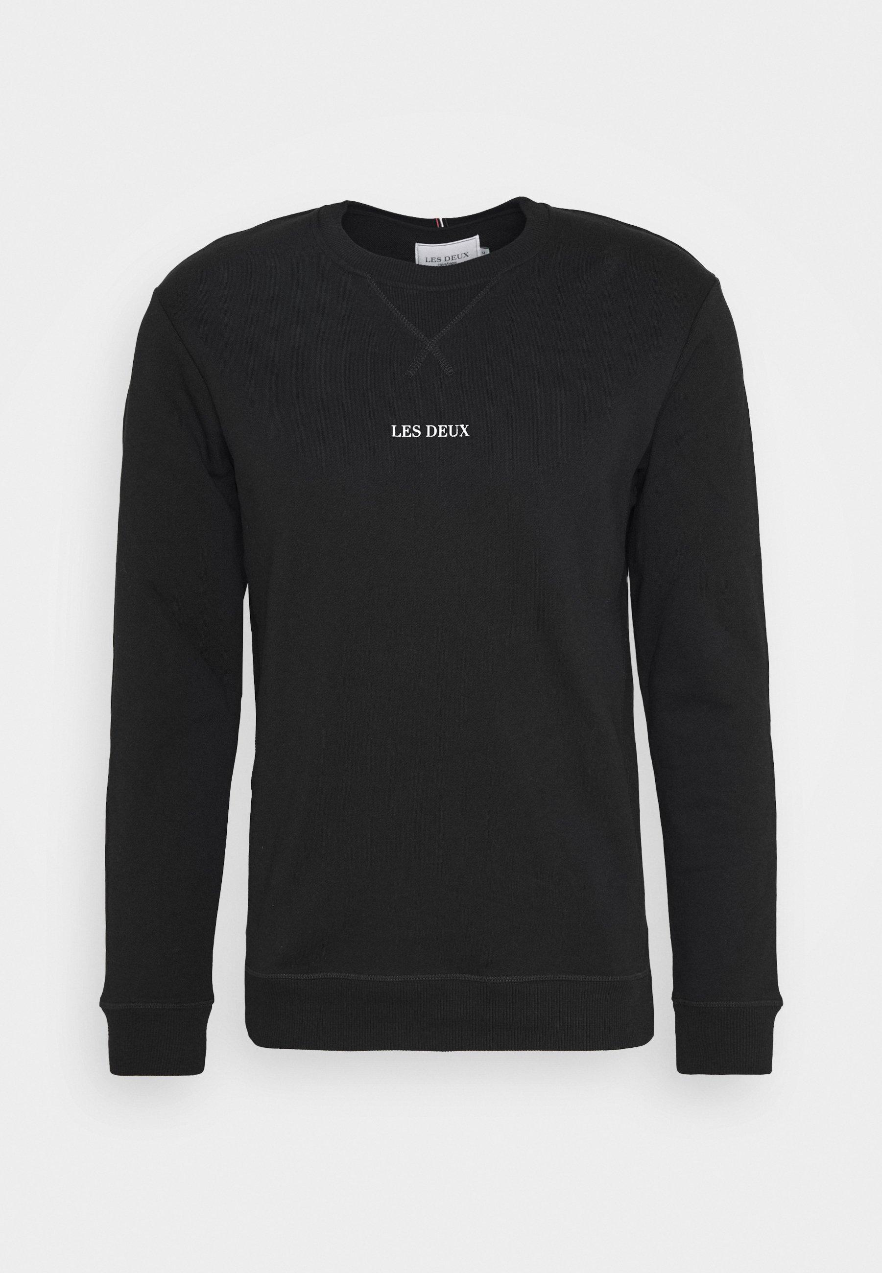 Les Deux LENS - Sweatshirt - black/white