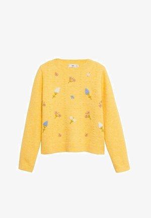 Jumper - moutarde