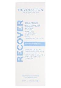 Revolution Skincare - BLEMISH RECOVERY MASK - Face mask - - - 1