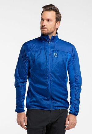 SUMMIT HYBRID  - Outdoor jacket - blue