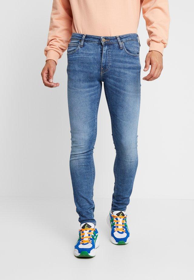 MALONE - Slim fit jeans - vintage large