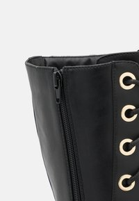 River Island - Lace-up boots - black - 5