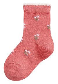 Next - 7 PACK PRETTY - Socks - pink - 5