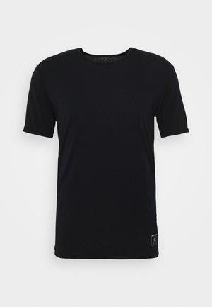 CREW NECK - Maglietta intima - black